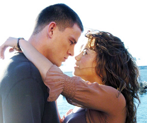 Still shot from the movie: Step Up.