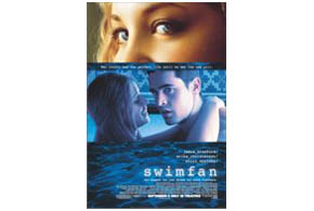 Still shot from the movie: Swimfan.