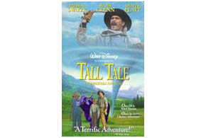 Still shot from the movie: Tall Tale.