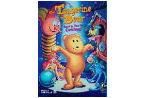Still shot from the movie: The Tangerine Bear: Home In Time For Christmas.