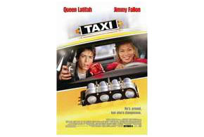 Still shot from the movie: Taxi.