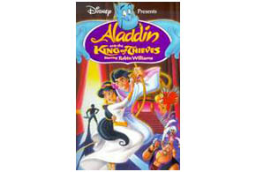 Still shot from the movie: Aladdin And The King Of Thieves.