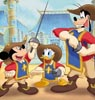 The Three Musketeers (Disney's)