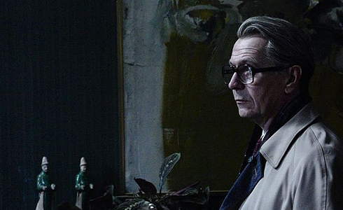 Still shot from the movie: Tinker Tailor Soldier Spy.
