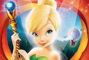Still shot from the movie: Tinker Bell and the Lost Treasure.