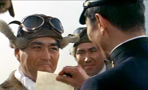 Still shot from the movie: Tora! Tora! Tora!.