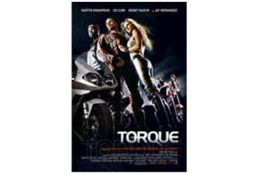 Still shot from the movie: Torque.