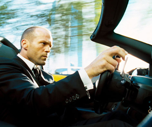 Still shot from the movie: Transporter 2.