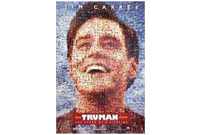 Still shot from the movie: The Truman Show.