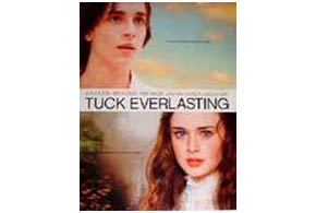 Still shot from the movie: Tuck Everlasting.