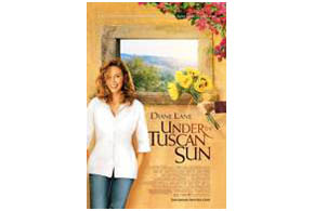 Still shot from the movie: Under the Tuscan Sun.