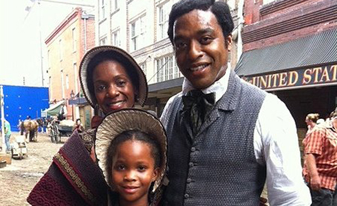 Still shot from the movie: 12 Years a Slave.