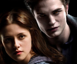 Still shot from the movie: Twilight.