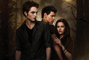 Still shot from the movie: The Twilight Saga— New Moon.
