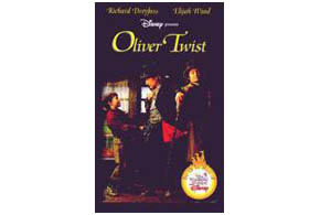 Still shot from the movie: Oliver Twist (1997).