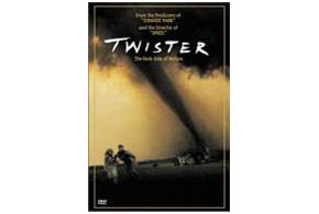 Still shot from the movie: Twister.