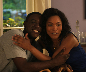 Still shot from the movie: Tyler Perry's Meet the Browns.
