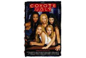 Still shot from the movie: Coyote Ugly.