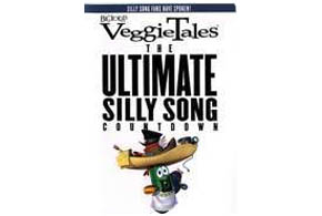 Still shot from the movie: Veggie Tales: The Ultimate Silly Song Countdown.