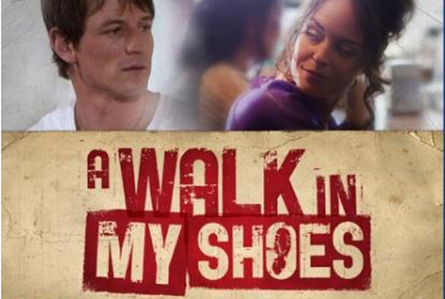 Still shot from the movie: A Walk In My Shoes.