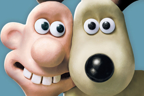 Still shot from the movie: Wallace and Gromit - The Complete Collection.