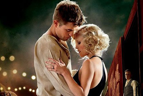 Still shot from the movie: Water For Elephants.