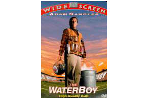 Still shot from the movie: The Waterboy.