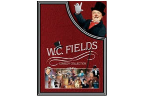 Still shot from the movie: W.C. Fields Comedy Collection.
