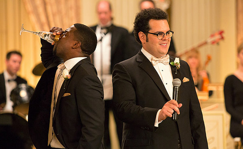 Still shot from the movie: The Wedding Ringer.