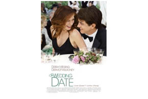 Still shot from the movie: The Wedding Date.