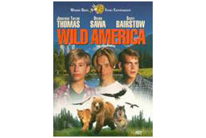 Still shot from the movie: Wild America.
