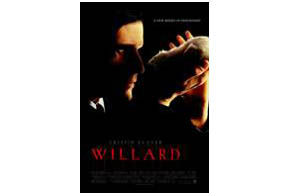 Still shot from the movie: Willard.