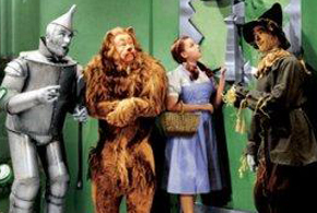 Still shot from the movie: The Wizard Of Oz.