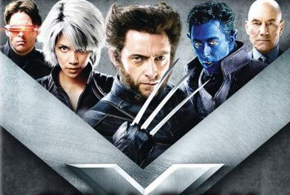 Still shot from the movie: X-Men Trilogy.