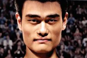 Still shot from the movie: The Year of the Yao.