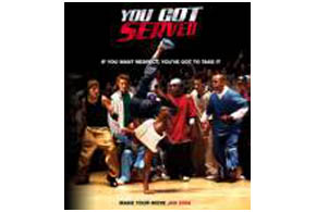 Still shot from the movie: You Got Served.